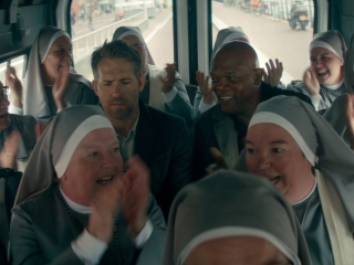 The Hitman's Bodyguard: Nuns