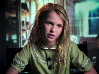 Annabelle: Creation: Talitha Bateman On 'Janice's' Relationship With 'Linda'
