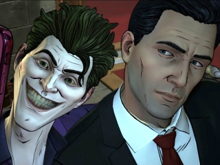 Batman: The Enemy Within-The Telltale Series