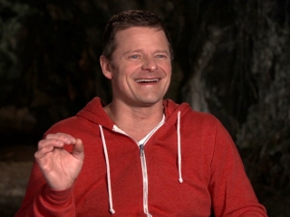 War For The Planet Of The Apes: Steve Zahn On How Terry Makes It Look Easy (International)