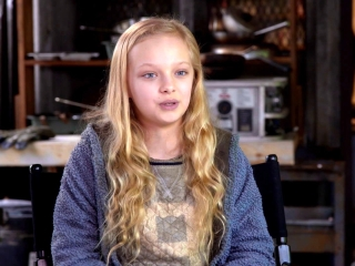 War For The Planet Of The Apes: Amiah Miller on Her Excitement to See The Film (International)