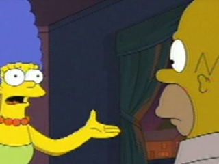 Simpsons Movie Scene: We Just Want Homer