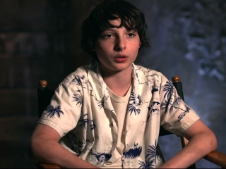 It: Finn Wolfhard On 'Pennywise'