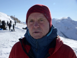 The Mountain Between Us: Robin Mounsey On The High Altitude Location