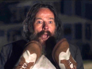 Wakefield: Take The Shoes!