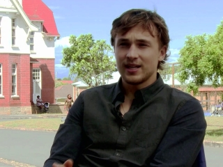 Friend Request: William Moseley On His Character 'Tyler'