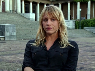 Friend Request: Brit Morgan On Her Character 'Olivia'