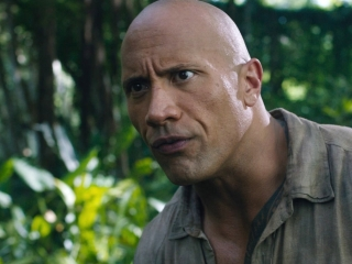 Jumanji: Welcome To The Jungle (Trailer 3 Clean)