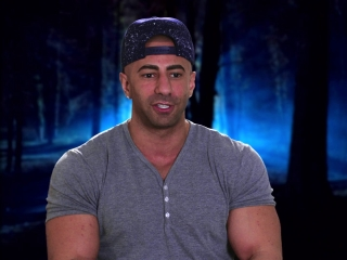 Tyler Perry's Boo 2! A Madea Halloween: Yousef Erakat On The Support
