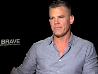Only The Brave: Josh Brolin On First Hearing About The Project