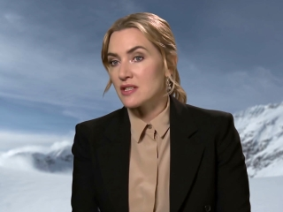 The Mountain Between Us: Kate Winslet On Her Character's Courage (International)