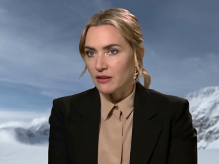 The Mountain Between Us: Kate Winslet On with Idris Elba (International)