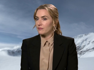 The Mountain Between Us: Kate Winslet On Character Development (International)