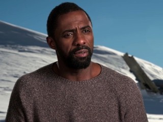 The Mountain Between Us: Idris Elba On Kate (International)
