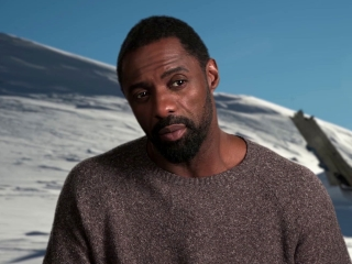 The Mountain Between Us: Idris Elba On Audience (International)