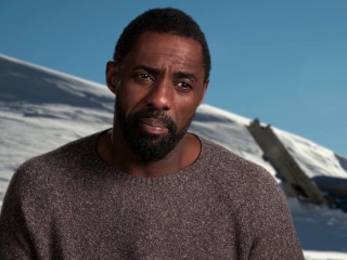 The Mountain Between Us: Idris Elba On Shooting on the Mountain (International)