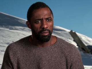 The Mountain Between Us: Idris Elba On Hany Abu-Assad (International)