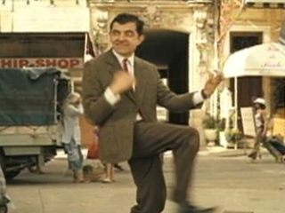Mr Bean guide till dating