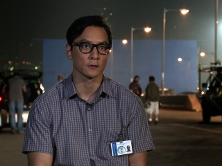 Geostorm: Daniel Wu On His Character 'Cheng'