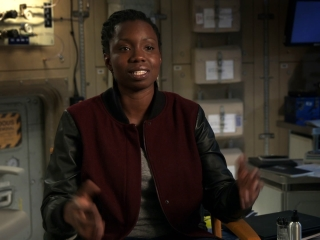 Geostorm: Adepero Oduye On 'Adisa' And The International Space Station Crew