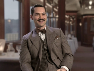 Murder On The Orient Express: Manuel Garcia-Rulfo On His Excitement About The Film