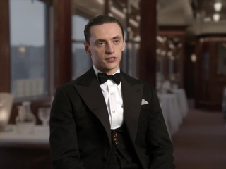 Murder On The Orient Express: Sergei Polunin On Learning To Act