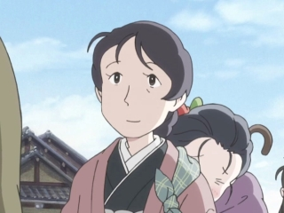 In This Corner Of The World: Suzu Meets The Family (English Subtitled)