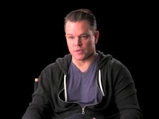 Suburbicon: Matt Damon About George Clooney (International)