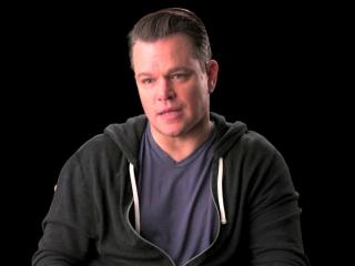 Suburbicon: Matt Damon About Noah Jupe (International)