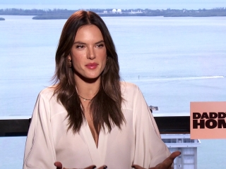 Daddy's Home 2: Alessandra Ambrosio On Her Role In The Movie