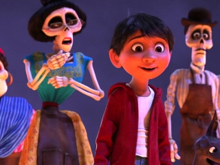 Coco: The Land Of The Dead