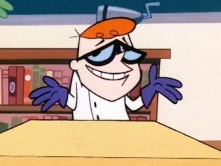 Dexter's Laboratory: Omelette Du Fromage