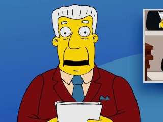 The Simpsons: The Old Blue Mayor She Ain't What She Used To Be