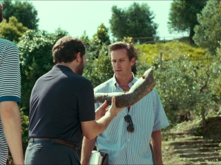 Call Me By Your Name: Truce