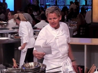 Hell's Kitchen: Mary Spooks Chef Ramsay