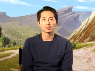 The Star: Steven Yeun On His Character