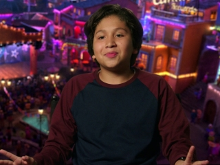 Coco: Anthony Gonzalez On His Character 'Miguel'