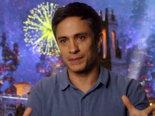 Coco: Gael Garcia Bernal On The Theme Of Family (Spanish)