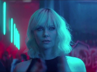 Atomic Blonde: Lorraine & Delphine (Home Ent.)