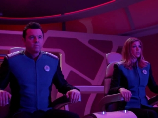 The Orville: The Ship Gets Hit By Plasma Storm