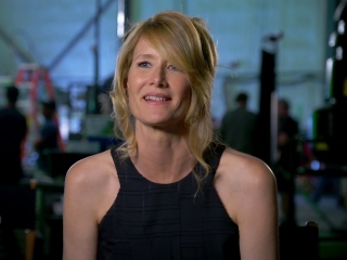 Downsizing: Laura Dern On Her Character