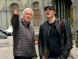 Alita: Battle Angel: Behind The Scenes With James Cameron And Robert Rodriguez