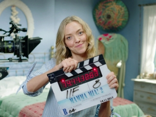 Mamma Mia! Here We Go Again: It's A Wrap (Featurette)