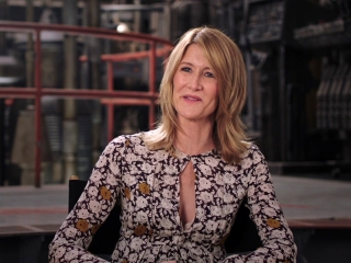 Star Wars: The Last Jedi: Laura Dern On The Filmmakers' Visions Of A Woman In Power