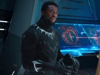 Black Panther: From Page To Screen (Featurette)