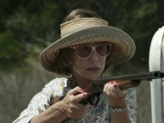 The Leisure Seeker: Shotgun