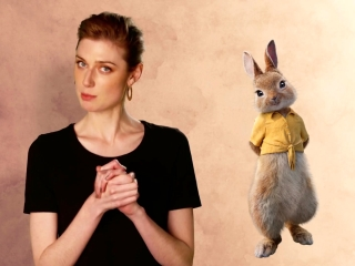 Peter Rabbit: Elizabeth Debicki As 'Mopsy' (Vignette)