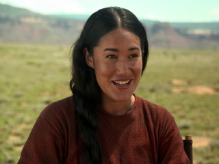 Hostiles: Q'Orianka Kilcher On Why She's Excited To Work On The Film