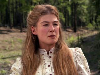 Hostiles: Rosamund Pike On The Story