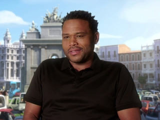 Ferdinand: Anthony Anderson On His Character 'Bones'